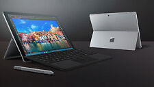 New Microsoft Surface Pro 4 128GB, Wi-Fi, 12.3in Silver (Intel Core i5 4 GB RAM)