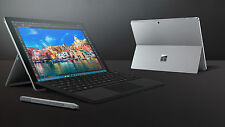 "New Microsoft Surface Pro 4 12.3"" 2736x1824 Core M3-6Y30 2.2G 4GB 128GB w Pen 1Y"