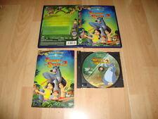 EL LIBRO DE LA SELVA 2 DE WALT DISNEY PELICULA EN DVD ZONA 2 USADA BUEN ESTADO