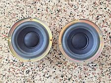 2 OEM BOSE REPLACEMENT SPEAKERS 111791-K ACOUSTIMASS 8/15/10/25/30/35 SUBWOOFERS