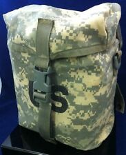 USGI Sustainment Pouch Holds 3 MRE Meals Digital Cano MOLLE II Very Good Cond.