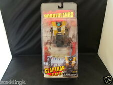 Neka Borderlands Claptrap aka CL4P-TP Figure New Sealed
