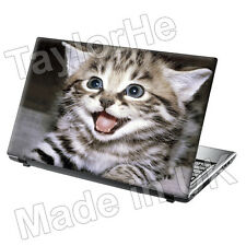 SKIN laptop cover notebook adesivo decalcomania CARINO GATTO