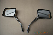 BRAND NEW PAIR SET OF E MARKED MIRRORS FOR HONDA CBF600 CB750 VT125 CA125
