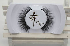 Hot Black Luxurious 100% Real Mink Long Natural Thick Eye Lashes False Eyelashes