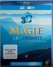 Magie der Bergwelt 3D NEUWARE 3D Blu-Ray