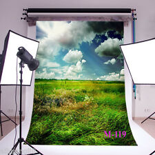 Nature scenery vinyl photography Backdrop Background studio props 5x7FT M119