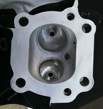 Harley twin cam head/throttle body porting