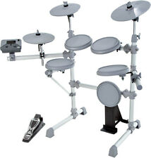 KAT KT1 5 Digital Electronic Drum Set Kick Snare Cymbal Free Zildjian Drumsticks