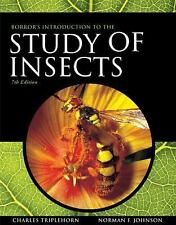 Introduction to the Study of Insects by Charles A. Triplehorn and Norman F....