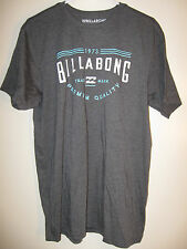 Billabong Stackhouse Graphic Tee T Shirt NWT XL Heather