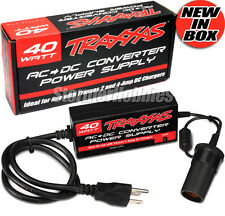 Traxxas 2976 AC to DC Power Supply Adapter for Traxxas 2-4 amp DC Chargers