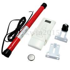 DIY 12V Roller Shade Motor Electric Blind Tubular Motor Remote Control Set 0.5A