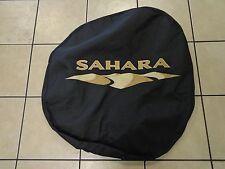 07-15 Jeep Wrangler New Sahara Logo Spare Tire Cover Mopar Factory Oem