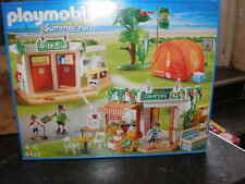 PLAYMOBIL - COMPLET   - 5432  - CAMPING