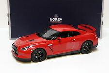 1:18 Norev Nissan GTR R-35 red 2008 NEW bei PREMIUM-MODELCARS