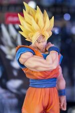 BANPRESTO DRAGONBALL Z RESOLUTION OF SOLDIERS VOL.1 SUPER SAIYAN GOKU FIGURE