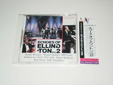 ECHOES OF ELLLINGTON VOL.2 - Jazzvisions 10 - JAPAN CD NEC 1988 - W/OBI - NM