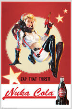 Fallout 4 Poster - NUKA COLA - New Fallout 4 gaming poster FP4037