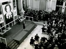 ROMY SCHNEIDER LLA BANQUIERE 1980 VINTAGE PHOTO ORIGINAL #1