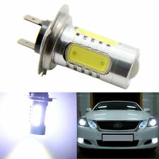H7 SUPER WHITE COB 499 LED 50W MAIN DIPPED BEAM HEADLIGHT BULBS LAMP LIGHT 2PCS