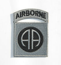 US 82ND AIRBORNE DIVISION VICTORY PARADE VELCRO PATCH-32625
