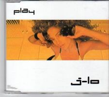 (EW359) Jennifer Lopez, Play - 2001 CD