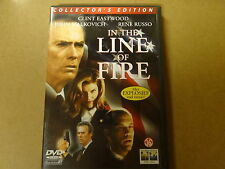 DVD / IN THE LINE OF FIRE ( CLINT EASTWOOD, JOHN MALKOVICH, RENE RUSSO )
