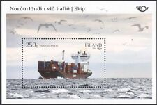 Iceland 2014 Ships/Boats/Nautical/Transport/Commerce/Business 1v m/s (is1015)