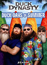 Duck Dynasty: Duck Days of Summer (DVD) 3 CLASSIC EPISODES 88 Minutes