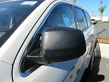 Colgan Car Mirror Covers Bra Protector Black Fits 2011-2013 JEEP Grand Cherokee