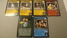 WWE Raw Deal Mexi Cools 6 card Starter Set RARE!!!