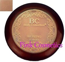 Body Collection PRESSED BRONZING POWDER Compact BRONZER Highlight Cheeks Eyes