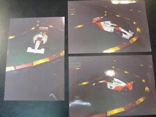 Photo Marlboro McLaren Honda MP4/6 1991 #1 Ayrton Senna (BRA) Coronel Carting 3x
