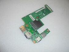 NEW Dell Inspiron 15R M5010 USB DC Jack and I/O Board 0WXHDY DG15 09697-1