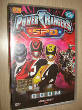 DVD VOL 5 POWER RANGERS S.P.D. BOOM SPD NUOVO GAZZETTA