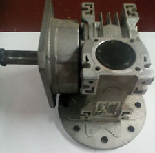 Worm gearbox, speed reduction