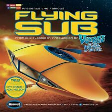 2015 MOEBIUS 817 Voyage to the Bottom Sea  Flying Sub 2nd issue with 2 fig new