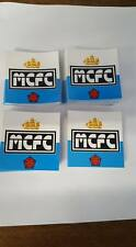 Manchester City 25 pack of Ultras Football Stickers Brand New. 7x7cm. Unofficial