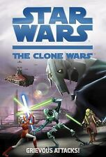 Grievous Attacks! Star Wars: The Clone Wars *BRAND NEW* BOOK