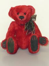 """11"""" Deb Canham Bear """"Sweetheart"""", Jointed, Great Color, #26/200"""