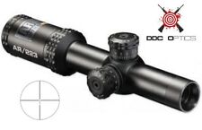 Bushnell AR 1-4x24mm BDC .223 Drop Zone Reticle Rifle Scope AR91424 *Free Rings*