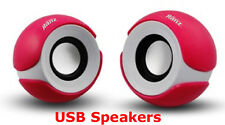 TechnoTech USB Powered Speakers for Laptop and Desktop (G-102)
