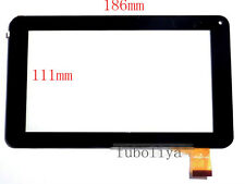 For Lenco tab 720 7 Inch Android Tablet Digitizer Touch Screen Front Glass F5T00