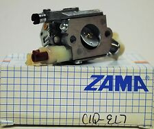 GENUINE OEM  Zama C1Q-EL7 Carburetor for  Husqvarna 51  55  55 Rancher Chainsaws