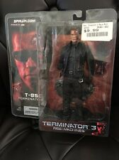 Terminator T-850 Action Figure (2003) McFarlane RARE VARIANT FACTORY SEALED