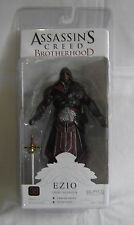 Assassin's Creed Brotherhood Ezio Ebony Assassin Player Select Figure New Sealed
