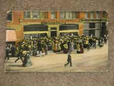 Sale Day at the 5c & 10c. Store, R.G. Dewitt & Co.,  Johnstown, N.Y.