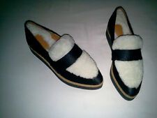 AUSTRALIAN LUXE COLLECTION BOMBAY SHEARLING SHOES-US 10-MSRP $365-NEW
