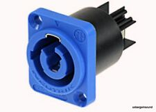 Neutrik NAC3MPA-1 Powercon Receptacle Power In.  Rated at 20A/250V (AC)